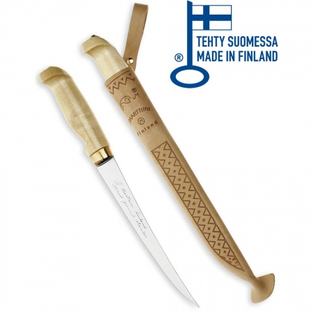 "Нож Marttiini CLASSIC FILLETING KNIFE 7.5"" (19см) (арт.630010)"