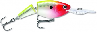 воблер rapala jointed shad rap 2,1-4,5м, 7см, 13гр, цвет: cln