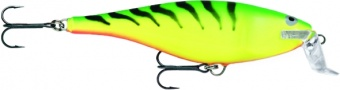 воблер rapala super shad rap 1,5-2,7м, 14см, 45гр, цвет: fp