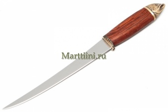 Нож Marttiini Salmon Fillet knife (19см) (арт.552017)