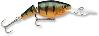 воблер rapala jointed shad rap 2,1-4,5м, 7см, 13гр, цвет: p